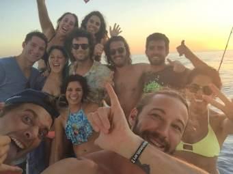 Happy Crew!!