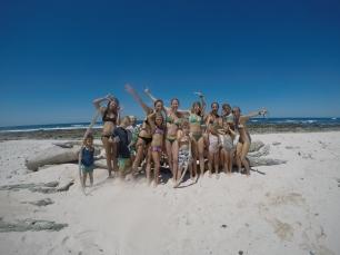 Pink Island group!