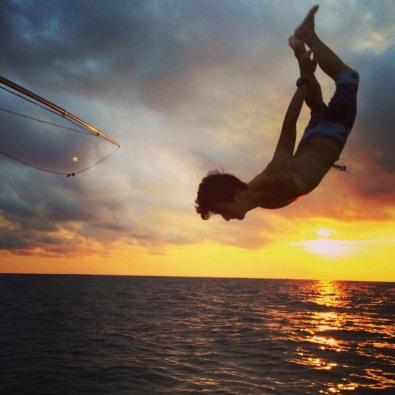 fly in the sky!